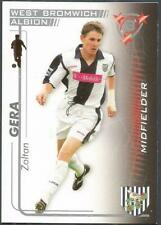 SHOOT OUT 2005-2006-WEST BROMWICH ALBION & HUNGARY-ZOLTAN GERA