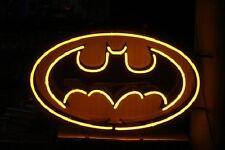 "New BATMAN COMIC HERO Bar Beer Neon Sign 17""x14"" Fast Shipping"