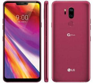 LG G7 ThinQ G710 - 64GB - (T-Mobile) (Unlocked) Raspberry Rose