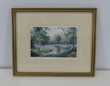 Estampes et gravures du XXe siècle et contemporaines en paysage
