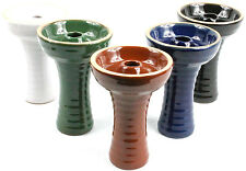 Hookah Phunnel Bowl Ceramic All Colors Shisha Chicha Narghile Large