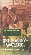 Marley, Bob & The Wailers Grooving Kingston 12 3 CD Longbox NEU OVP Sealed OOP