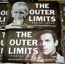 2002 Rittenhouse Archives The Outer Limits Premiere Edition sealed pack