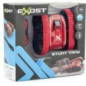 Silverlit Exost Stunt Tank 2.4Ghz Red
