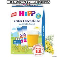 Hipp Baby Fennel Tea, Fait De 100% de fenouil, digestif thé pour calmer colique!