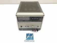 HP Agilent 6115A Precision Power Supply 0-50V .8A/50-100V .4A Option: 009