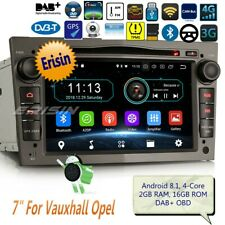Navigatore Android 9.0 Opel Autoradio Corsa Antara Vectra Astra DTV DAB+ BT 3960