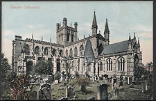 Cheshire Postcard - Chester Cathedral    RS1716