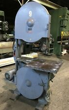 Tannewitz Model P1 Vertical Bandsaw