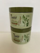 (2) Suave Professionals Almond + Shea Butter Moisture Mask - 8 oz. Each Jar