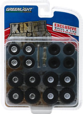Greenlight Kings Of Crunch Exclusive Wheel & Tire Multipack WOW PRE-ORDER 13169
