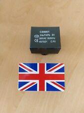 CB61 24uf 350vac capacitor, small generator / pump motor
