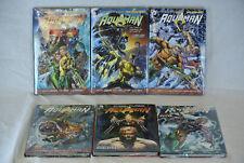 Aquaman HC Trade Set Volume 2, 3, 4, 5, 6, 7 New 52