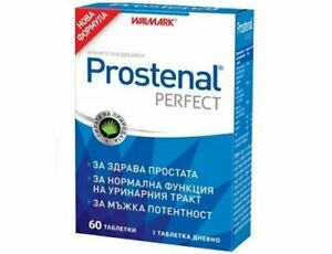 Prostenal Perfect * 60 / Used at functional acraturesis
