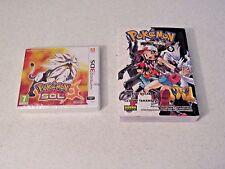 Pokémon Sun Comic Manga Edition Nintendo 3DS Import FREE SHIPPING