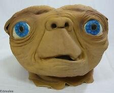 Vintage 1982 E.T. Extra Terrestrial Universal City Don Post Studios Mask