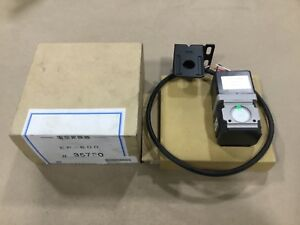 Eico EV2500-208-B Electric Pneumatic Regulator EP-600 WS01E0022 #01B39TK