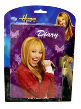 Disney HANNAH MONTANA DIARY w/LOCK **NEW** on blister card