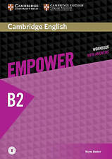Cambridge English Empower Upper Intermediate Workbook with Answers with Downloadable Audio: Upper intermediate by Wayne Rimmer (Mixed media product, 2015)