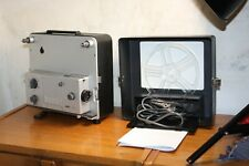 Braun FP5 Super 8 Filmprojektor vintage top Zustand Made W. Germany Liesegang