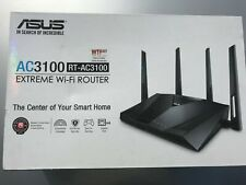 ASUS AC3100 RT-AC3100 EXTREME WIFI ROUTER GIGABIT PORT X4