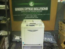 Riso Ez221 High Speed Digital Duplicator with Stand & Manual Excellent Prints