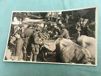 FOTO IN B/N ISTITUTO LUCE CAMICIE NERE DOPO L'8 SETTEMBRE 1943 WW2