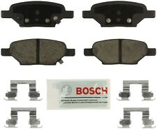 For Chevy Cobalt Malibu Pontiac G5 G6 Saturn Ion Rear Blue Brake Pads BoschH
