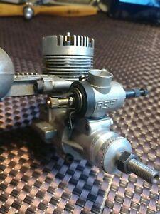 ASP 61 Engine W/muffler R/C Airplane Nitro