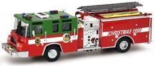 Code 3 Pierce Quantum Pumper - 1998 Christmas (12275) 1:64 Die Cast Fire Truck