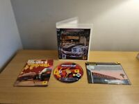 PLAYSTATION 3 - PS3 - MIDNIGHT CLUB LOS ANGELES COMPLETE WITH MANUAL - FREE P&P