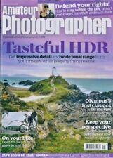 July Amateur Photographer Magazines in English