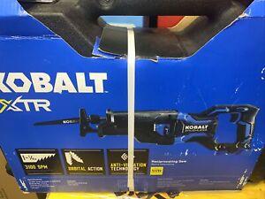 Brand New Kobalt XTR 24V Max Brushless Reciprocating Saw 1518743