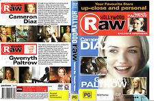Up-Close And Personal:Gwenyth Paltrow/Cameron Diaz-2011 TV Series Talk Show-DVD