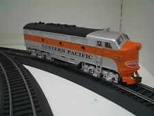 HO IHC WESTERN PACIFIC WP F-3 A DCC /  SOUND LOCO #M6823 TRAIN NEW EMD F-3 A IHC