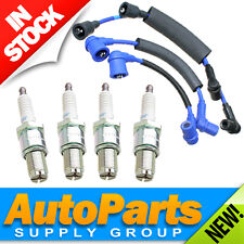 Mazda RX-7 NGK Spark Plug & Ignition Wire/Lead Set > 1.3L R2 Turbo 1993 94 95