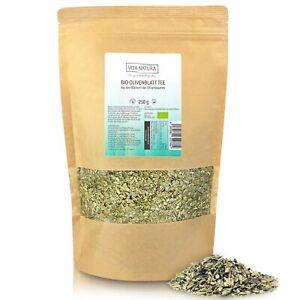 Vita Natura   Olivenblatt-Tee Bio   Olivenblätter   geschnitten   lose   250 g