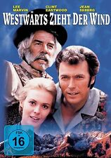 PAINT YOUR WAGON (Clint Eastwood, Lee Marvin) -  DVD - PAL Region 2 - New