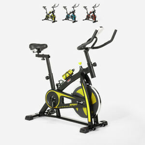 Spin bike spinning fit bike professionale a volano 10kg Athletica