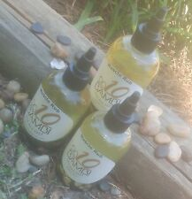 All Natural Handmade Muscle Rub 4oz Bottle Skin Oil