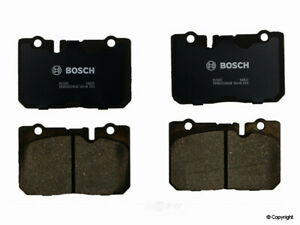 Disc Brake Pad Set-Bosch QuietCast Front WD Express fits 94-00 Lexus LS400