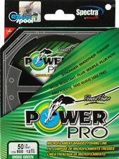 Power Pro 21100500500E Moss Green Microfilament Braid Fishing Line 50lb x 500yds