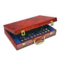 SAFE Münzenkoffer Premium mit 6 Tableaus