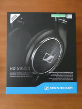 Genuine Sennheiser HD 598SR Over Ear Headphones with Smart Remote - SEALED
