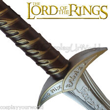 LOTR Lord Rings Sting Frodo Foam Dagger Sword Medieval Bilbo Baggins Hobbit New