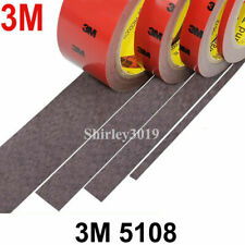 3M #5108 Double-sided Acrylic Foam Adhesive Tape Automotive 3 Meters Long x6mm