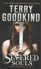 SEVERED SOULS [9780765366214] - TERRY GOODKIND (PAPERBACK) NEW