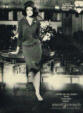 A- Publicité Advertising 1963 Vetements tailleur Saint Joseph