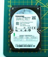 "HDD Disque Dur 320Go SATA 2.5"" Toshiba MK3261GSYN Crystal OK 7200RPM 16Mo"
