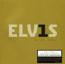 Elvis Presley - 30 No.1 Hits - CD - A Little Less Conversation